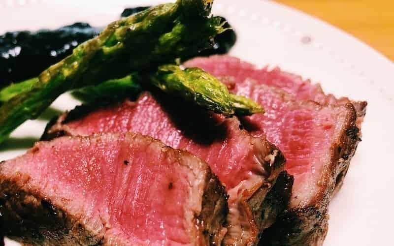 家デート 肉 ステーキ
