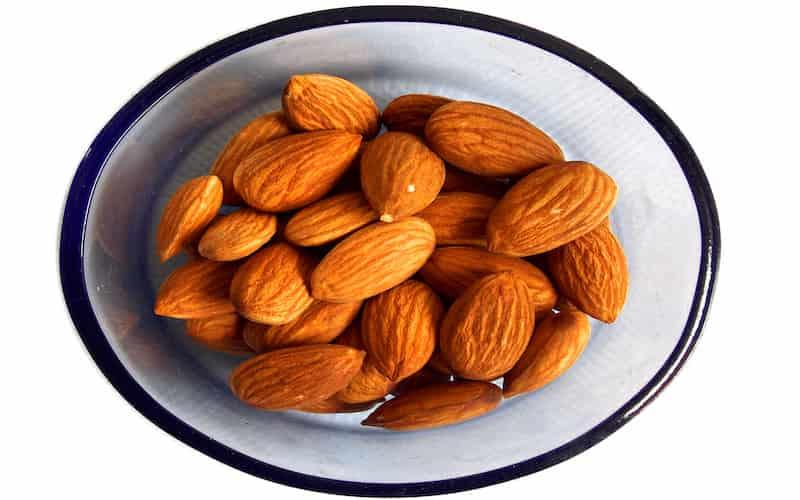 アーモンド 効果 栄養