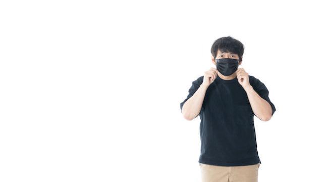 黒いマスク,印象悪い,気持ち悪い,目的